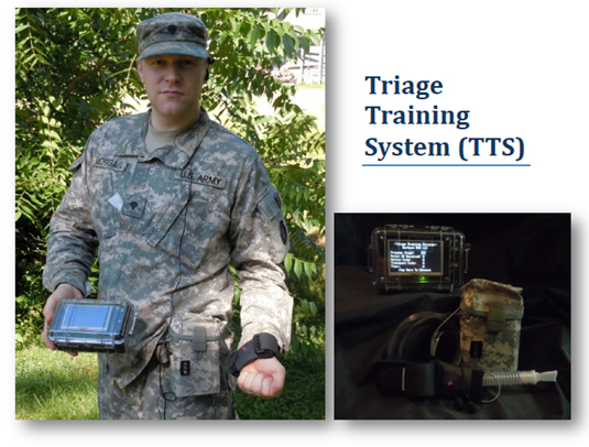 Triage Training System (TTS)